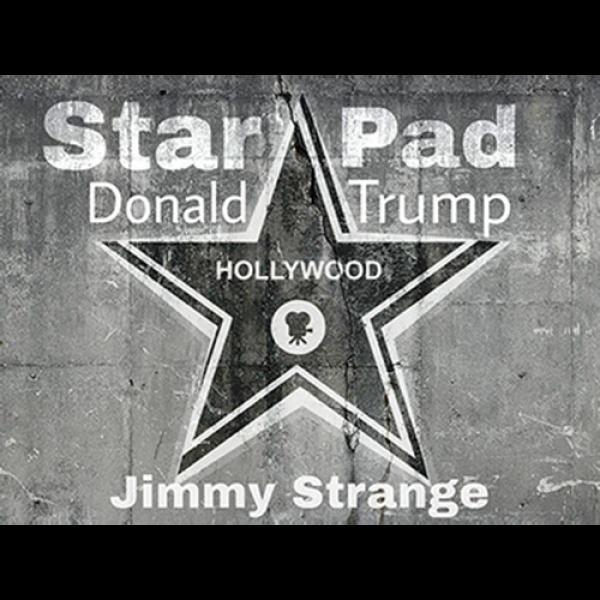 Star Pad - Donald Trump by Jimmy Strange