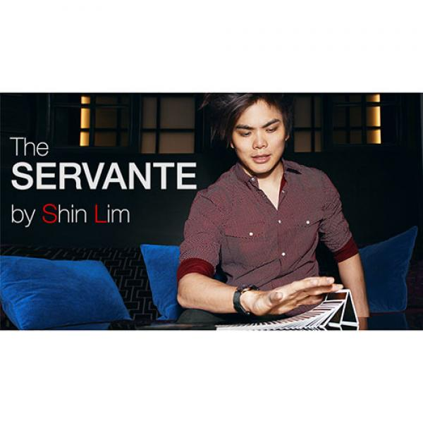 SERVANTE (Gimmicks and Online Instructions) by Shi...