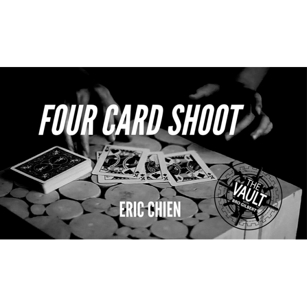 The Vault - Four Card Shoot by Eric Chien video DO...