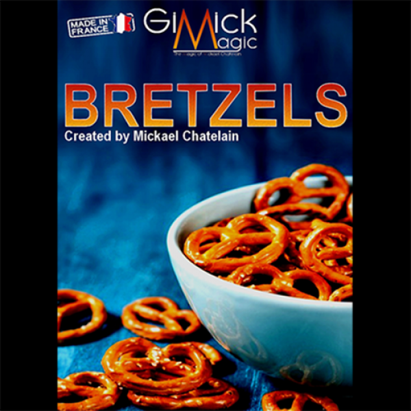 BRETZEL (Gimmick and Online Instructions) by Micka...