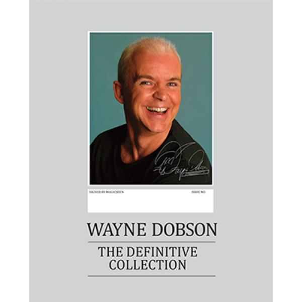 Wayne Dobson - The Definitive Collection eBook DOW...