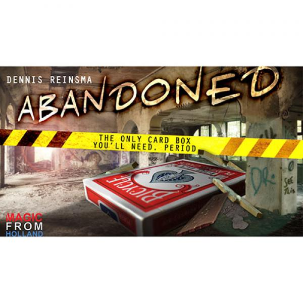 Abandoned BLUE (Gimmicks and Online Instructions) ...