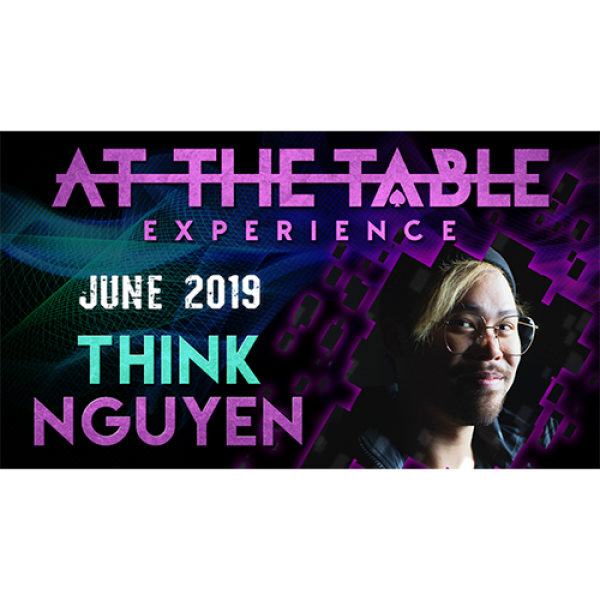 At The Table Live Lecture Think Nguyen June 5th 20...