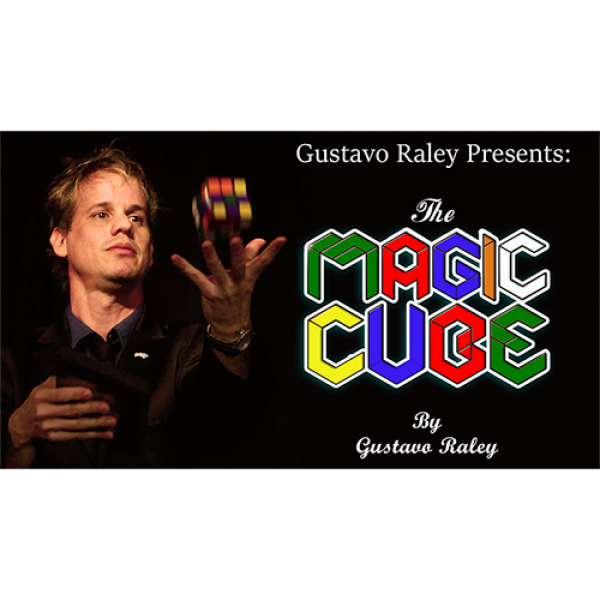 The Magic Cube (Gimmicks and Online Instructions) ...