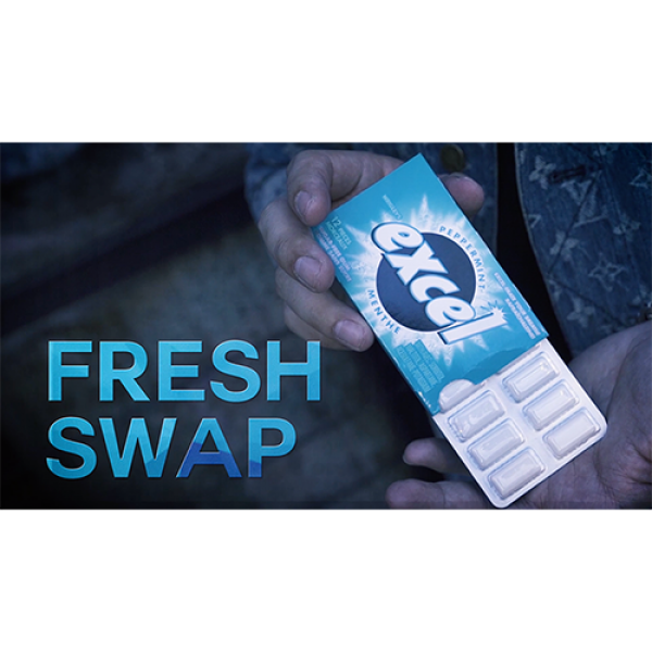 Fresh Swap (DVD and Gimmicks) by SansMinds Creativ...