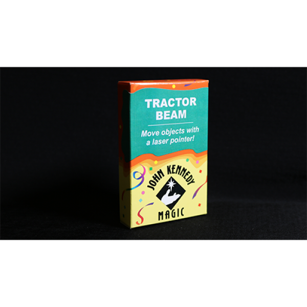 Tractor Beam (Gimmicks and Online Instructions) by...