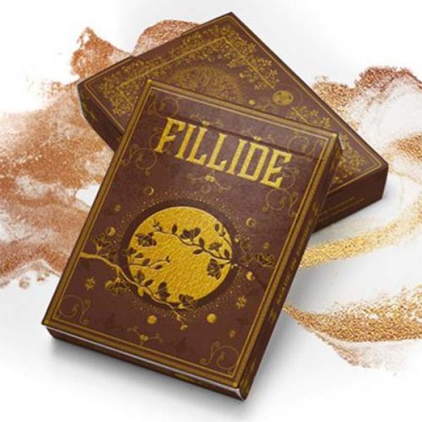 Fillide: A Sicilian Folk Tale Playing Cards (Terra...