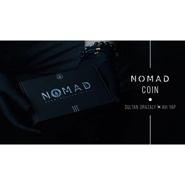 Skymember Presents: NOMAD COIN (Bitcoin Silver) by...