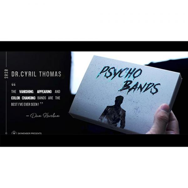 Skymember Presents Psychobands by Dr. Cyril Thomas...