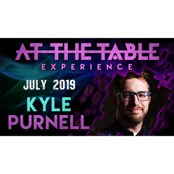 At The Table Live Lecture Kyle Purnell July 3rd 20...