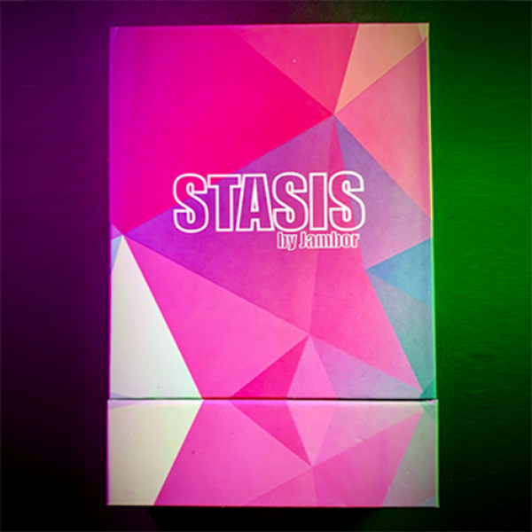 Stasis (Gimmicks and Online Instructions) by Jambo...