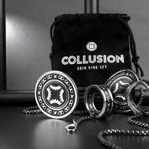 Collusion Complete Set (Large) by Mechanic Industr...