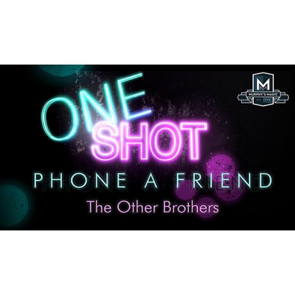 MMS ONE SHOT - Phone a Friend 2 by The Other Broth...