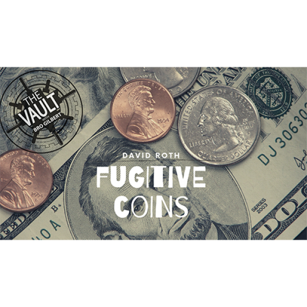 The Vault - Fugitive Coins by David Roth video DOW...