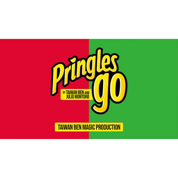 Pringles Go (Green to Red) by Taiwan Ben and Julio...