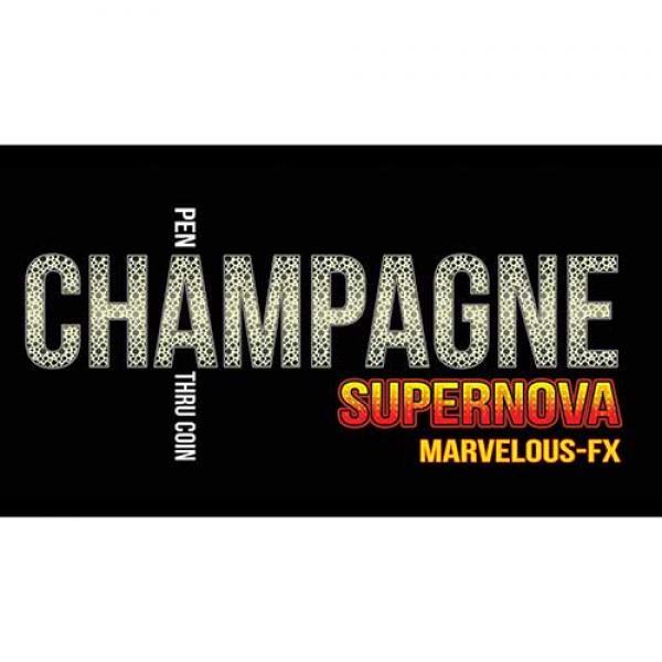 Champagne Supernova (POUND) by Matthew Wright