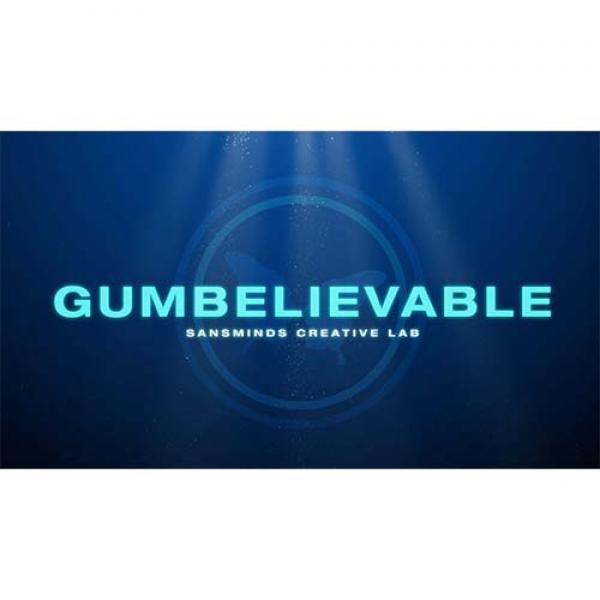 Gumbelievable (DVD and Gimmicks) by SansMinds Crea...