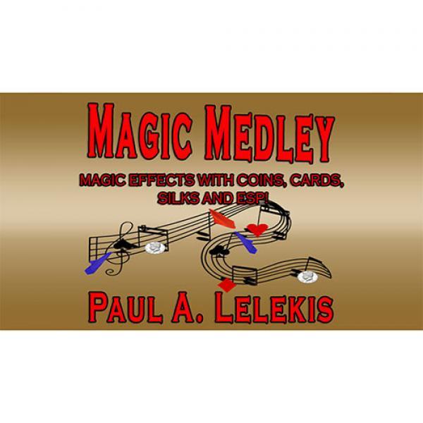 MAGIC MEDLEY by Paul A. Lelekis Mixed Media DOWNLO...