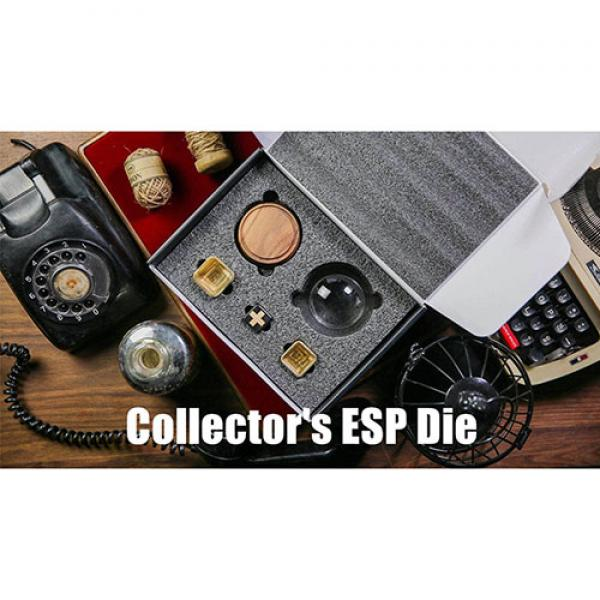 Collector's ESP Die (Gimmicks and Online Instructi...