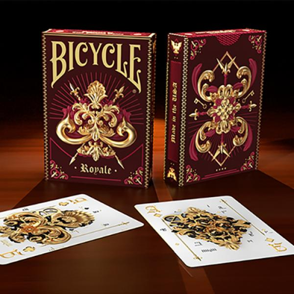 Bicycle Royale Playing Cards by Elite Playing Card...