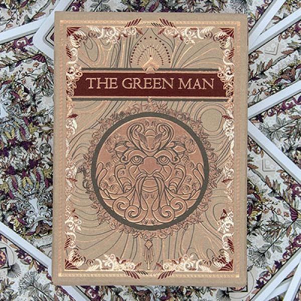 The Green Man Playing Cards (Autumn)  by Jocu
