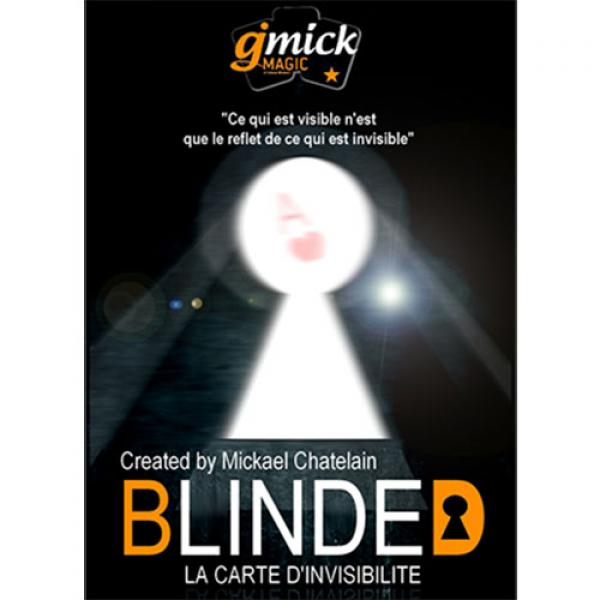 BLINDED RED (Gimmick and Online Instructions) by M...