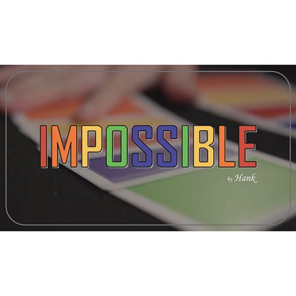 IMPOSSIBLE by Hank & Himitsu Magic