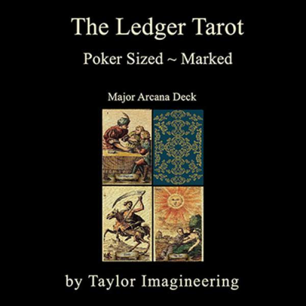 Ledger Major Arcana Deck Poker Sized (1 Deck and O...
