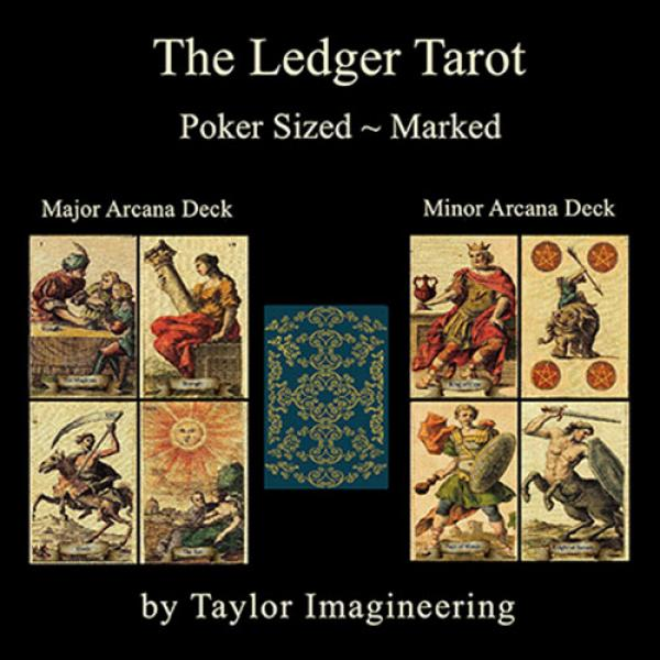 Ledger Major and Minor (2 decks and Online Instruc...