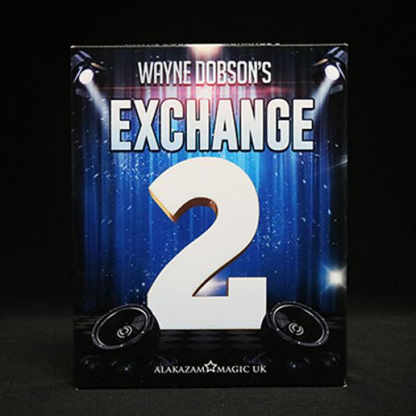 Waynes Exchange 2 (Gimmick and Online Instructions...