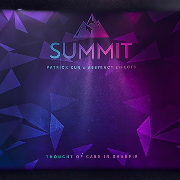 Summit (Gimmicks and Online Instructions) by Patri...