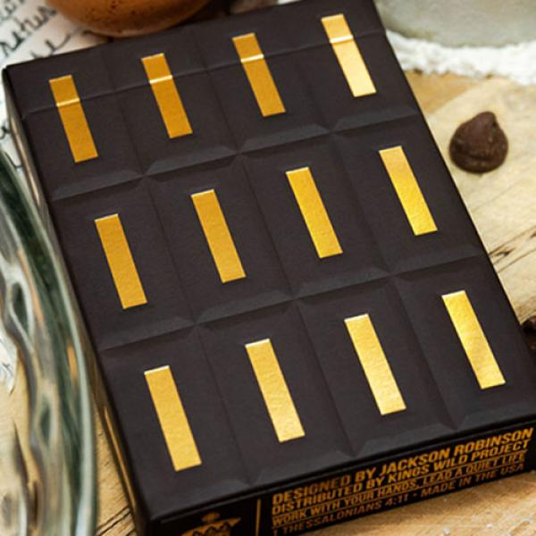 Chocolate Pi Playing Cards by Kings Wild Project