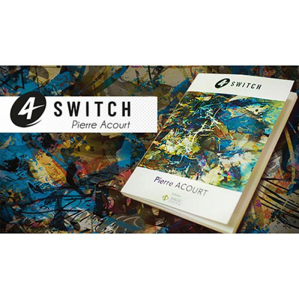 4 Switch (Gimmicks and Online Instructions) by Pie...