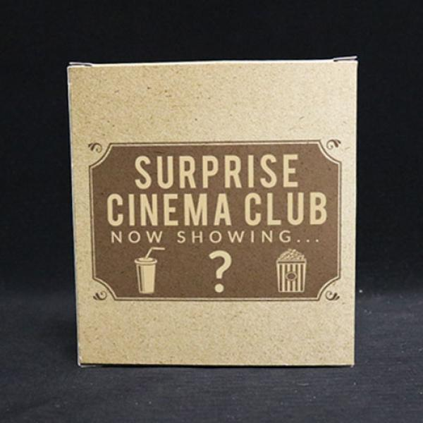 Surprise Cinema (Gimmicks and Online Instructions)...