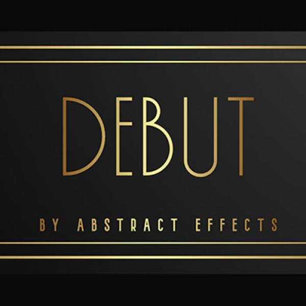 Debut (Gimmicks and Online Instructions) by Abstra...