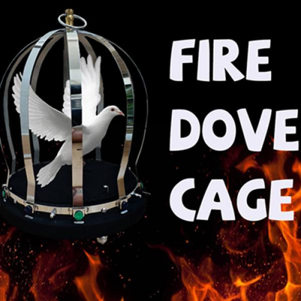 FIRE CAGE (1 Time) by 7 MAGIC