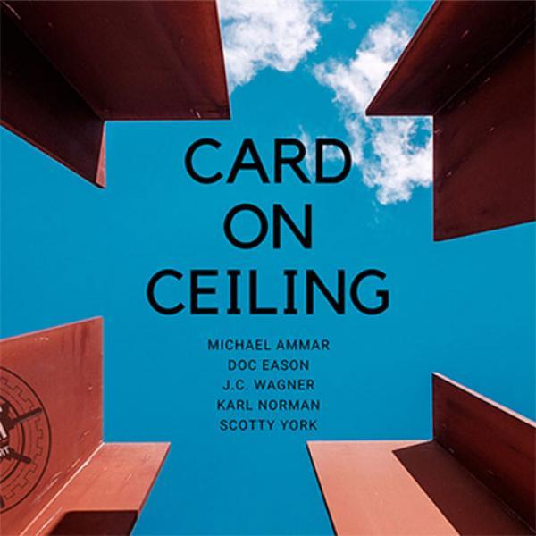 The Vault - Card On Ceiling (World's Greatest Magi...
