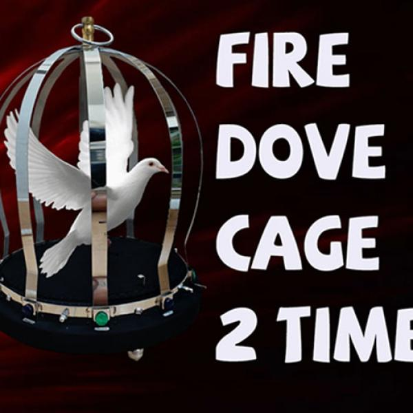 FIRE CAGE (2 Time) by 7 MAGIC