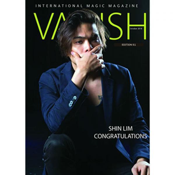 Vanish Magazine #51 ebook DOWNLOAD