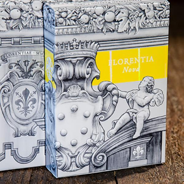 Florentia Nova Playing Cards by Elettra Deganello