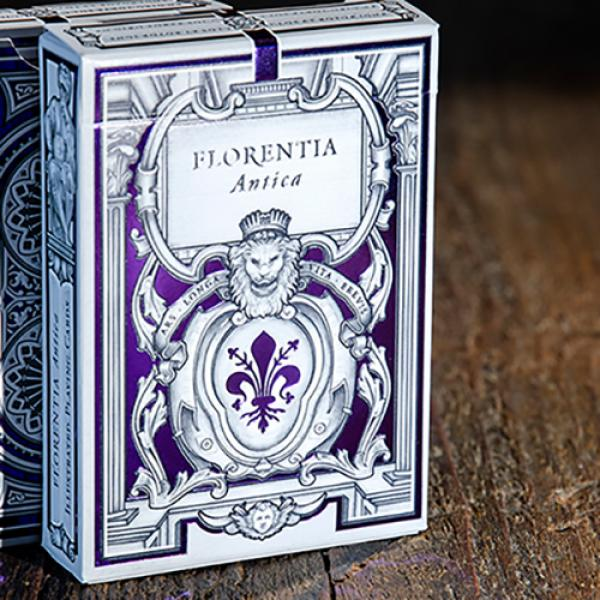 Florentia Antica Playing Cards by Elettra Deganell...