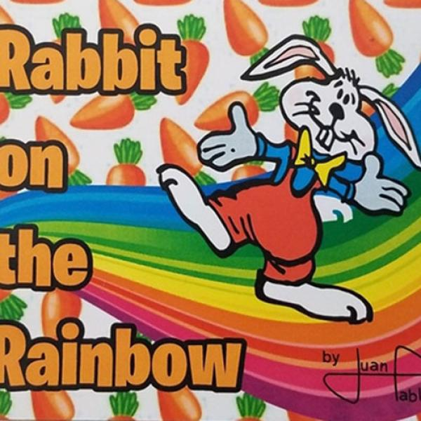 Rabbit On The Rainbow (Gimmicks and Online Instruc...