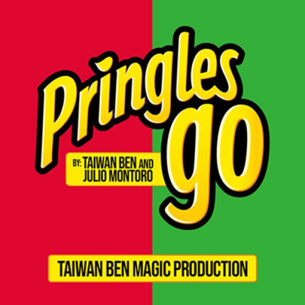Pringles Go (Green to Yellow) by Taiwan Ben and Ju...