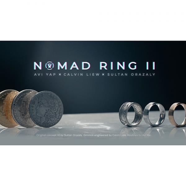 Skymember Presents: NOMAD RING Mark II (Bitcoin Go...