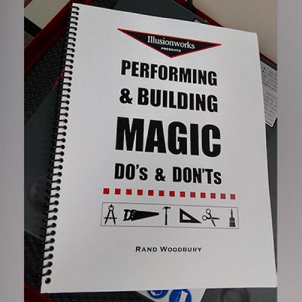 Performing and Building Magic: Do's and Don'ts by ...