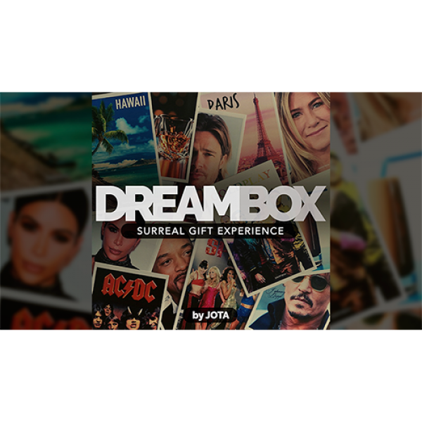 DREAM BOX (Gimmick and Online Instructions) by JOT...