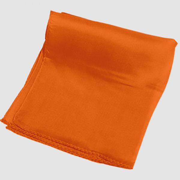"Rice Spectrum Silk 12"" (Orange) by Silk King ..."