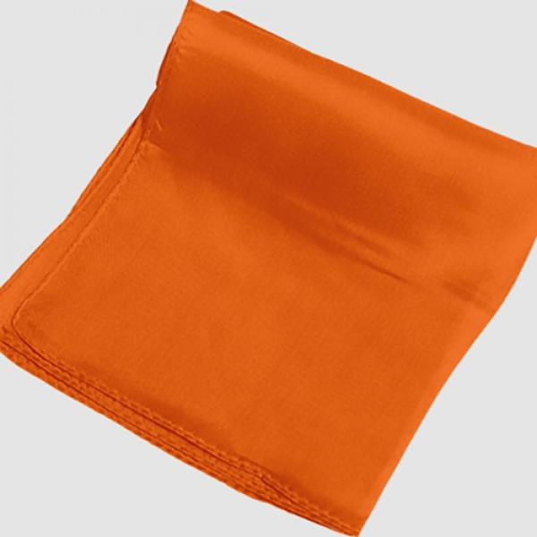"Rice Spectrum Silk 18"" (Orange) by Silk King ..."