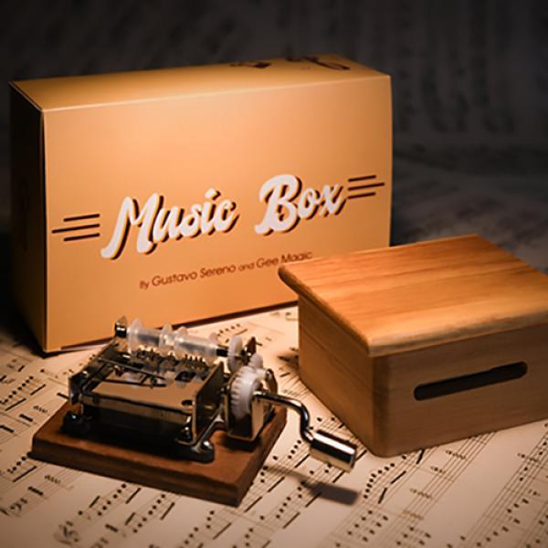 MUSIC BOX Premium (Gimmicks and Online Instruction...
