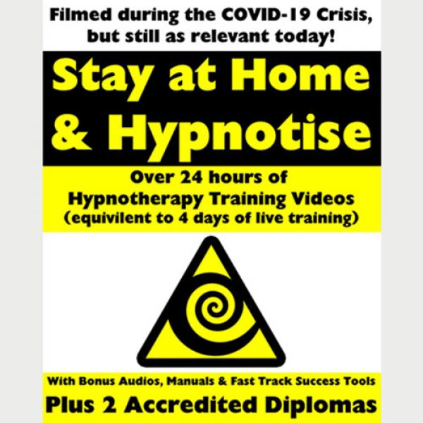 STAY AT HOME & HYPNOTIZE - HOW TO BECOME A MAS...